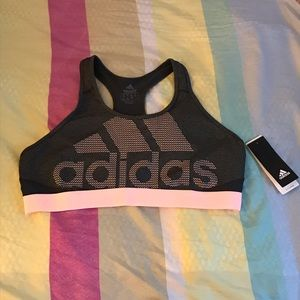 Adidas Techfit Compression Sports Bra Size  XL